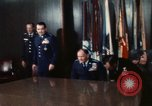Image of Joint Chiefs of Staff posing for pictures Washington DC USA, 1974, second 38 stock footage video 65675042309