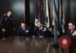 Image of Joint Chiefs of Staff posing for pictures Washington DC USA, 1974, second 40 stock footage video 65675042309
