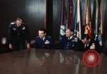 Image of Joint Chiefs of Staff posing for pictures Washington DC USA, 1974, second 41 stock footage video 65675042309