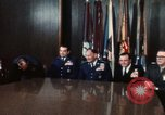 Image of Joint Chiefs of Staff posing for pictures Washington DC USA, 1974, second 42 stock footage video 65675042309