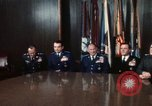 Image of Joint Chiefs of Staff posing for pictures Washington DC USA, 1974, second 43 stock footage video 65675042309
