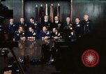 Image of Joint Chiefs of Staff photographed by the press Washington DC USA, 1974, second 31 stock footage video 65675042311