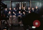 Image of Joint Chiefs of Staff photographed by the press Washington DC USA, 1974, second 35 stock footage video 65675042311