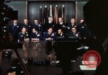 Image of Joint Chiefs of Staff photographed by the press Washington DC USA, 1974, second 40 stock footage video 65675042311