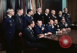 Image of Joint Chiefs of Staff photographed by the press Washington DC USA, 1974, second 41 stock footage video 65675042311