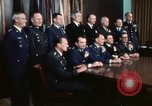 Image of Joint Chiefs of Staff photographed by the press Washington DC USA, 1974, second 54 stock footage video 65675042311