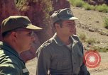 Image of American officers Bolivia, 1966, second 47 stock footage video 65675042329