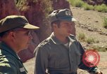 Image of American officers Bolivia, 1966, second 50 stock footage video 65675042329