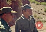 Image of American officers Bolivia, 1966, second 52 stock footage video 65675042329