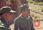 Image of American officers Bolivia, 1966, second 53 stock footage video 65675042329