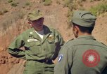Image of American officers Bolivia, 1966, second 55 stock footage video 65675042329