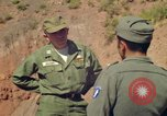 Image of American officers Bolivia, 1966, second 58 stock footage video 65675042329