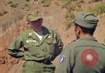 Image of American officers Bolivia, 1966, second 62 stock footage video 65675042329