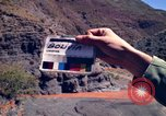 Image of American Army pick up truck Bolivia, 1966, second 3 stock footage video 65675042330
