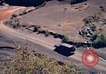 Image of American Army pick up truck Bolivia, 1966, second 53 stock footage video 65675042330