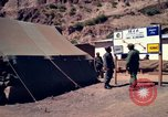 Image of American officer Bolivia, 1966, second 8 stock footage video 65675042331