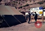 Image of American officer Bolivia, 1966, second 10 stock footage video 65675042331