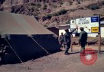Image of American officer Bolivia, 1966, second 17 stock footage video 65675042331