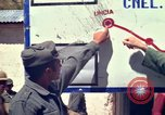 Image of American officer Bolivia, 1966, second 19 stock footage video 65675042331