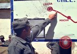 Image of American officer Bolivia, 1966, second 21 stock footage video 65675042331