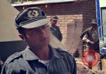 Image of American officer Bolivia, 1966, second 36 stock footage video 65675042331