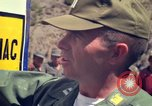Image of American officer Bolivia, 1966, second 40 stock footage video 65675042331