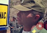 Image of American officer Bolivia, 1966, second 42 stock footage video 65675042331