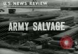 Image of scrap Maryland United States USA, 1943, second 3 stock footage video 65675042333