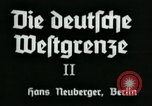 Image of ancient empires Germany, 1936, second 13 stock footage video 65675042337