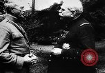 Image of American General John Pershing France, 1918, second 4 stock footage video 65675042371