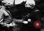 Image of American General John Pershing France, 1918, second 5 stock footage video 65675042371