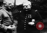 Image of American General John Pershing France, 1918, second 6 stock footage video 65675042371