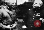 Image of American General John Pershing France, 1918, second 7 stock footage video 65675042371