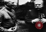 Image of American General John Pershing France, 1918, second 8 stock footage video 65675042371