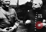 Image of American General John Pershing France, 1918, second 9 stock footage video 65675042371
