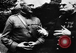 Image of American General John Pershing France, 1918, second 11 stock footage video 65675042371