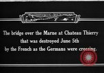 Image of United States 103rd Division France, 1918, second 1 stock footage video 65675042375