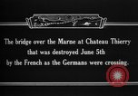 Image of United States 103rd Division France, 1918, second 8 stock footage video 65675042375