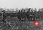 Image of U.S. Marines receive Distinguished Service Medals in World War 1 France, 1918, second 31 stock footage video 65675042385
