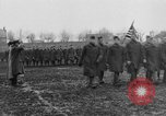 Image of U.S. Marines receive Distinguished Service Medals in World War 1 France, 1918, second 32 stock footage video 65675042385