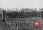 Image of U.S. Marines receive Distinguished Service Medals in World War 1 France, 1918, second 35 stock footage video 65675042385