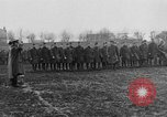 Image of U.S. Marines receive Distinguished Service Medals in World War 1 France, 1918, second 36 stock footage video 65675042385