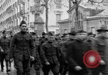 Image of Allied soldiers France, 1918, second 34 stock footage video 65675042386
