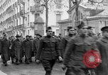 Image of Allied soldiers France, 1918, second 36 stock footage video 65675042386