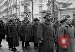 Image of Allied soldiers France, 1918, second 42 stock footage video 65675042386