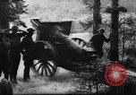 Image of United States 35th Division artillery fires on German Headquarters Wor Soultzeren France, 1918, second 8 stock footage video 65675042390