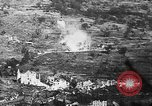 Image of United States 35th Division artillery fires on German Headquarters Wor Soultzeren France, 1918, second 29 stock footage video 65675042390