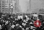 Image of Armistice celebrations World War 1 and Pershing decorates France, 1918, second 27 stock footage video 65675042395