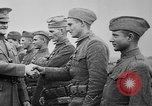 Image of Armistice celebrations World War 1 and Pershing decorates France, 1918, second 58 stock footage video 65675042395
