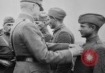 Image of Armistice celebrations World War 1 and Pershing decorates France, 1918, second 61 stock footage video 65675042395